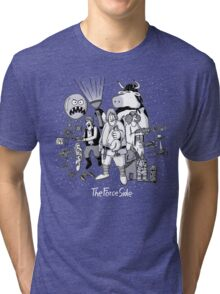 The Force Side Tri-blend T-Shirt