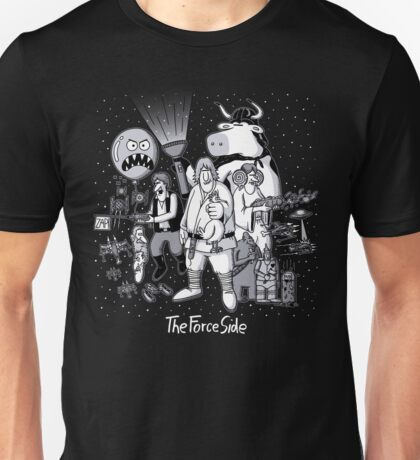 The Force Side Unisex T-Shirt