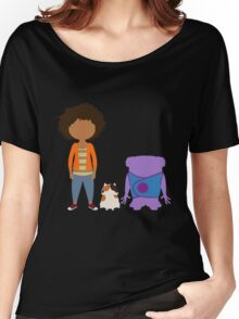 Home Trio Women's Relaxed Fit T-Shirt