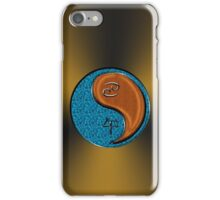 Cancer & Horse Yang Wood iPhone Case/Skin