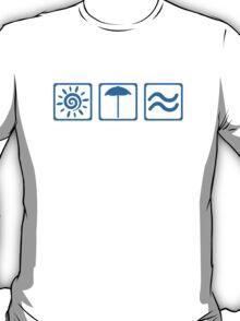 Summer icons T-Shirt