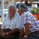 Two gentlemen from Sardinia. by naranzaria