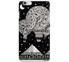 Night Balloons iPhone Case/Skin