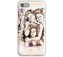 Wont you be a good sister iPhone Case/Skin