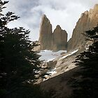 Torres Towers, Torres Del Paine National Park, Patagonia by Martyn Baker | Martyn Baker Photography