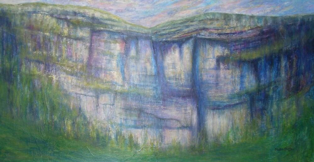 Malham Cove by Susan Duffey
