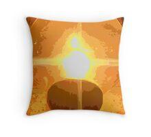 Bright light .. Throw Pillow