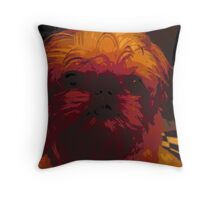 Sprout ! Throw Pillow