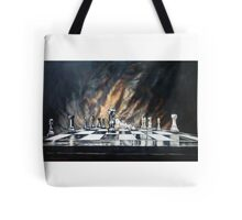 Life is a game. Tote Bag