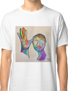 American Sign Language FATHER Classic T-Shirt