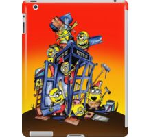 Phone booth Builder iPad Case/Skin