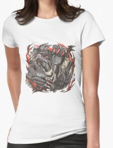 Emperor of Hell  Womens Fitted T-Shirt