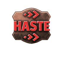 Terrene Odyssey - Haste  by GCFOX