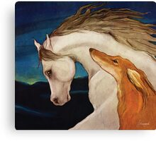 Kindred Spirits Canvas Print