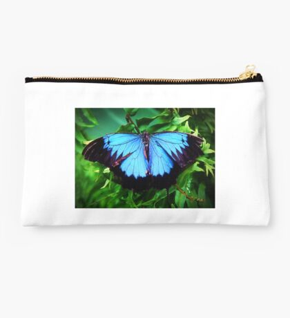 Monarch Butterfly of the Tropics Studio Pouch