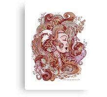 Ocean Empress Canvas Print