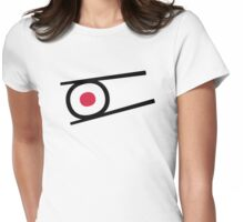Sushi sticks Womens Fitted T-Shirt