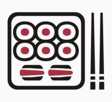 Sushi menu by Designzz