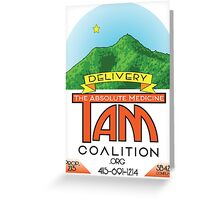 TAM Coalition Greeting Card