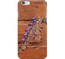 Brick Wisteria iPhone Case/Skin