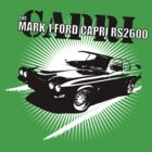 Mark 1 Ford Capri by Lee Fone