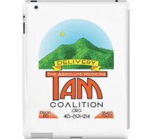 TAM Coalition iPad Case/Skin