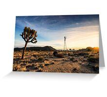 Desert Queen Well Greeting Card