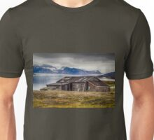 The Arctic Shed Unisex T-Shirt