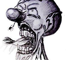 the juggler  by justthesidekick