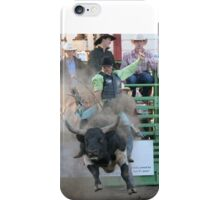 Bull It Still iPhone Case/Skin