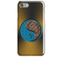 Cancer & Horse Yang Earth iPhone Case/Skin