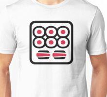 Sushi fish Unisex T-Shirt
