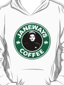 Janeway Starbucks Art T-Shirt