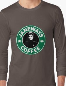 Janeway Starbucks Art Long Sleeve T-Shirt