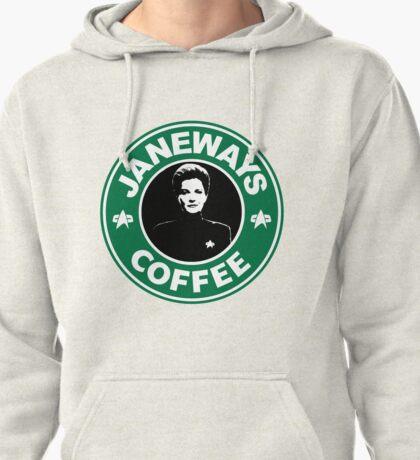 Janeway Starbucks Art Pullover Hoodie