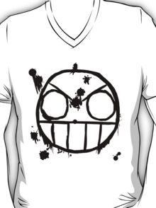 Darn Graffitti - Black T-Shirt