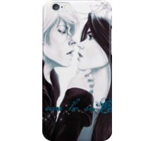 Your Eyes Can Be So Cruel iPhone Case/Skin