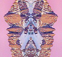 Rorschach Mt. Whitney by MilesArt