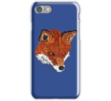 Sly as a Fox iPhone Case/Skin