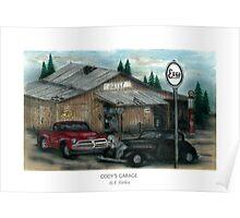 Cody's Garage Poster