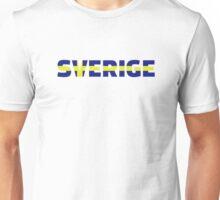 Sweden sverige Unisex T-Shirt