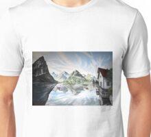 Somewhere in Switzerland Unisex T-Shirt
