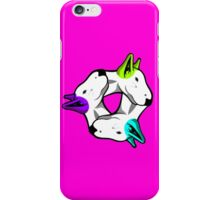 Interlinked Bull Terriers iPhone Case/Skin