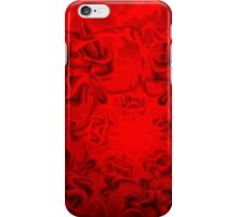 Red Energize iPhone Case/Skin