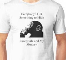 Me & My Monkey Unisex T-Shirt