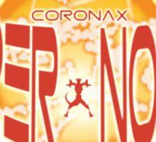 Team Coronax Sticker
