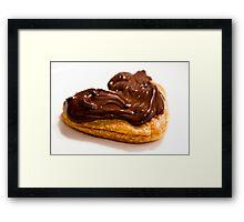 Ode to Nutella Framed Print