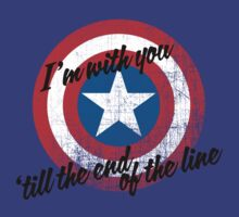 I'm With You Shield T-Shirt