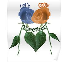 Lets Grow Together 1.0 Poster