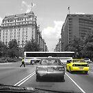 Yellow in DC by Van Coleman